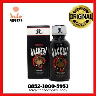 JACKED POPPERS ORI 30 ml