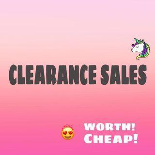 CLEARANCE Baju Kurung Cheap! #APR75