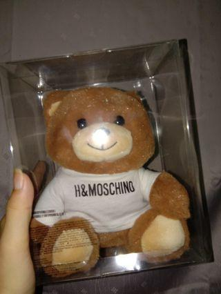Bear from H&M party NCT Lucas attended