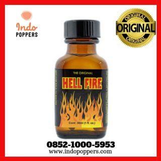HELLFIRE POPPERS ORI 30 ml