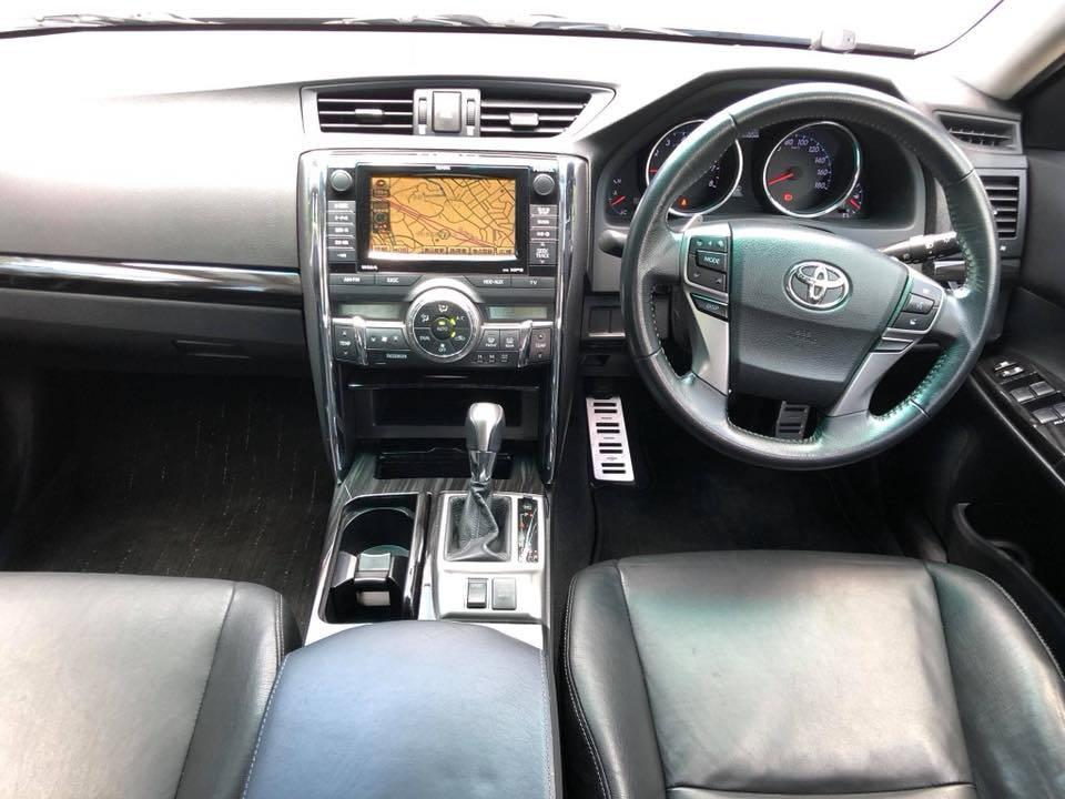 2009 Toyota Mark X S-package 2.5 軚6速+/-撥片