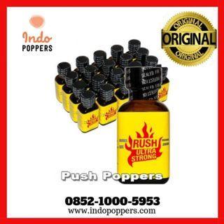 RUSH ULTRA STRONG POPPERS ORI 30 ml