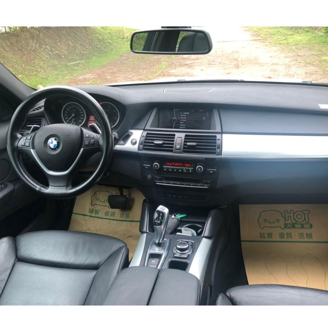 2011年 BMW X6 40d 總代理