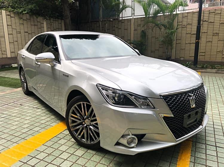 2013' Toyota Crown Hybrid Athlete S 2.5 AT