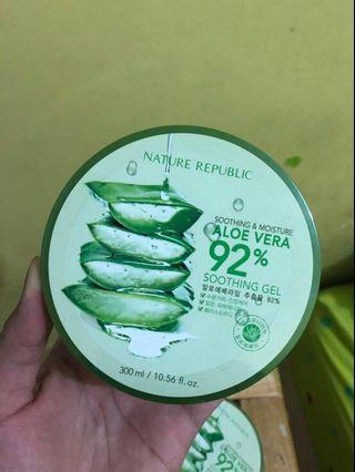 Freeong: Nature Republic Aloe Vera