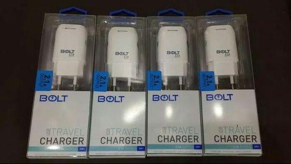 80k! Charger BOLT 3in1 Cable