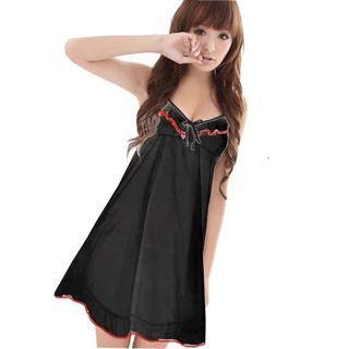 🍍INSTOCK🍍Pyjamas sleepwear dress night gown