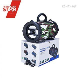 Bluetooth Speaker Boom Box XQF-XC002