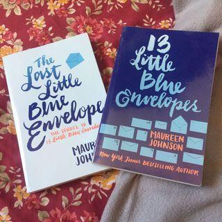 13 Little Blue Envelopes and The Last Little Blue Envelope