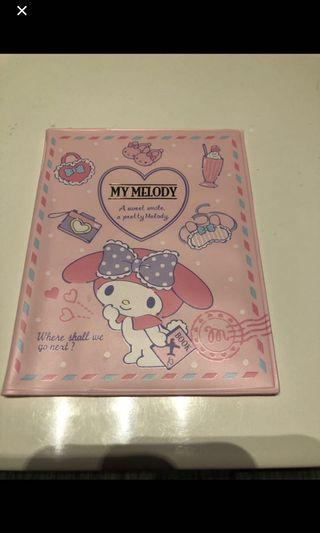 Melody Passport Holder