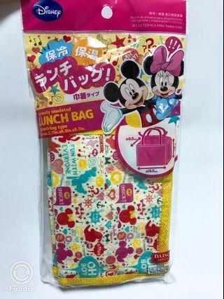 🚚 迪士尼Disney 米奇米妮保溫保冷袋