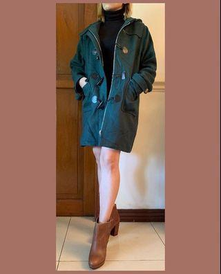 Green Duffle Coat