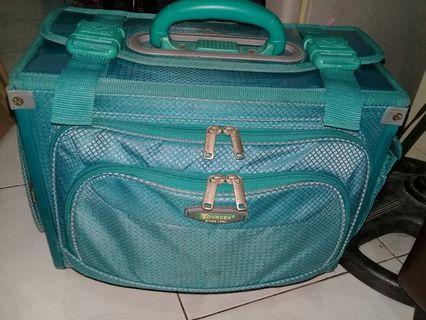 Voyager trolley school bag