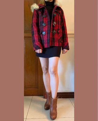 Red Flannel Jacket