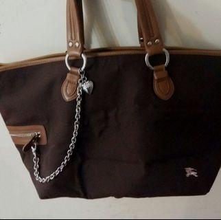 Burberry Blue Label Hand Carry Bag