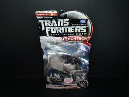 Transformers Dark Of The Moon DD-13 Deluxe Soundwave