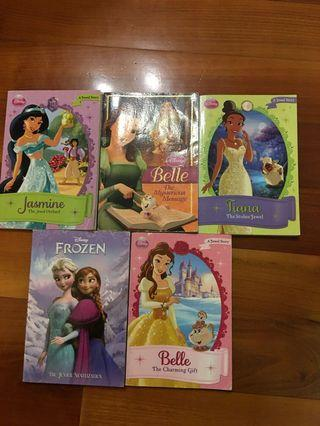 Princes Chapter Book (5 Books)