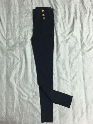 緊身彈性長褲#半價衣服拍賣會