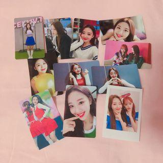 Yves Unofficial Photocards