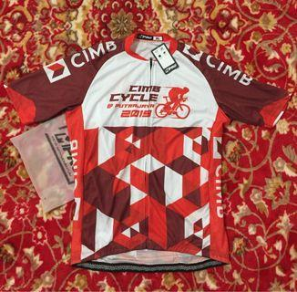 New unused CIMB Cycle 2019 cycling jersey