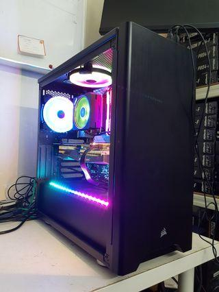 Strix RTX 2070 Custom Gaming PC