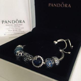 Pandora Shades of Blue (Original)