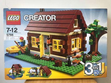 LEGO 5766 Creator Log Cabin