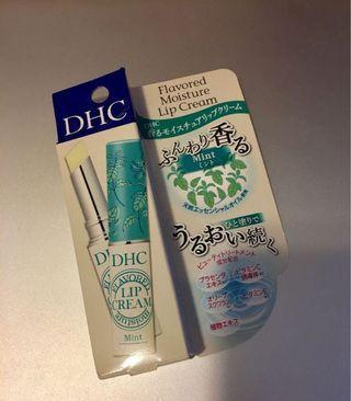 包郵  DHC薄荷香潤唇膏