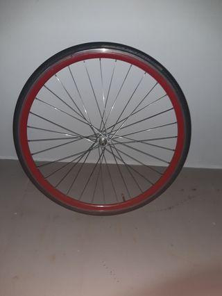 Front Wheel for fixie