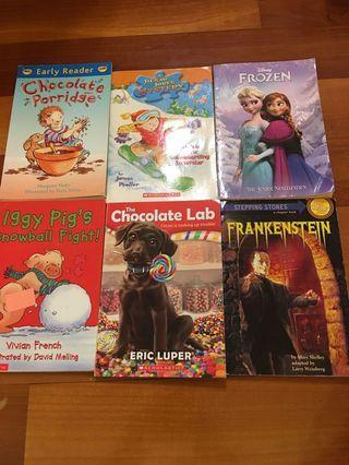 Children Chapter Book