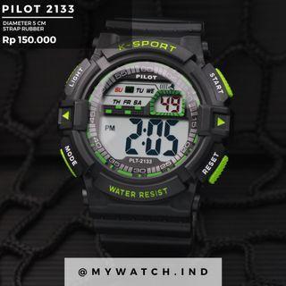 Jam Tangan pria Pilot 2133
