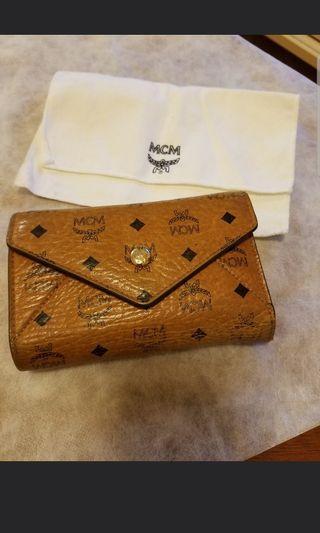 MCM Wallet 短銀包