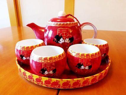💓敬茶茶具套裝