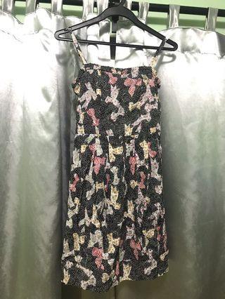 吊帶連身裙 Dress