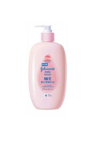 🚚 嬌生嬰兒潤膚乳液500ml