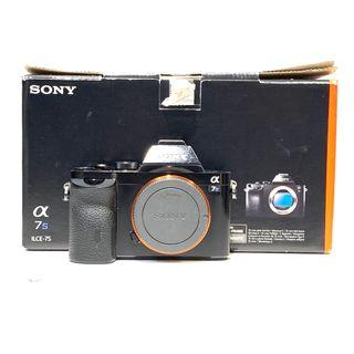 Sony A7S Body Only (SC: 5K+ Only)