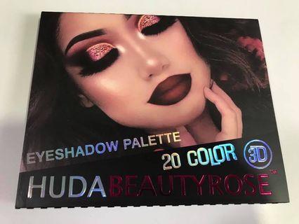 Huda Beauty 20 Color Eyeshadow
