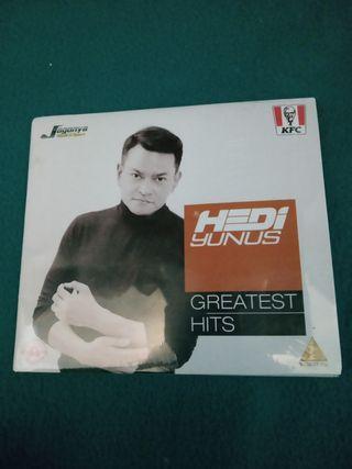 CD (Compact Disc) Hedi Yunus Greatest Hitz