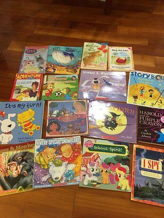 Children Story Books (15 Books)