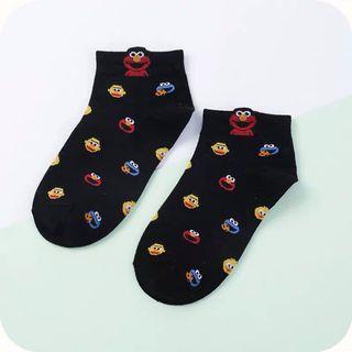 包郵韓國中筒襪 短襪