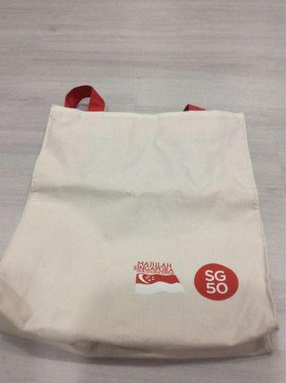 Sg50 tote bag