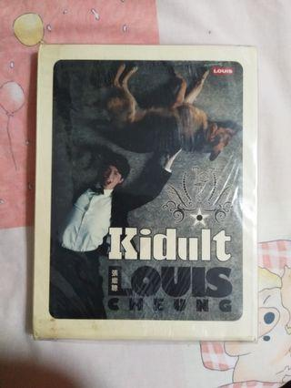 全新未拆 張繼聰 kidult cd+dvd 2007