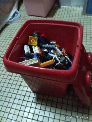 Lego —大桶如圖