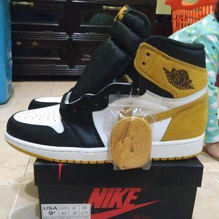 Air Jordan High Yellow Ochre