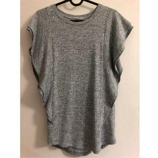 Gap Grey Knitted Top