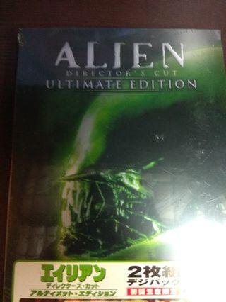 Alien 1 dvd japanese version