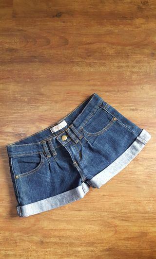 🚚 Cotton on denim shorts #endgameyourexcess