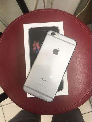 Iphone 6s 64gb Grey Fullset
