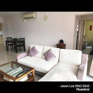 **OPPOSITE REDHILL MRT** FOR SALE HDB 4A BLK 75A REDHILL ROAD @ $805K