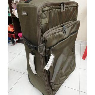Go Travel Luggage Bag 26 inches (new, green) #EST50